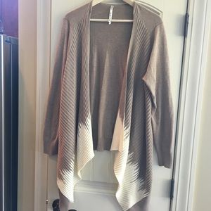 Open Cardigan from Stitch Fix - by Leo and Nicole